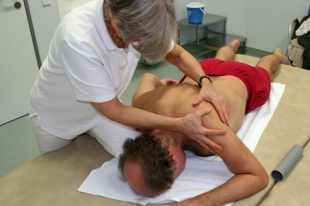 Mosaik Physiotherapie Praxis Köln Vojta für Erwachsene