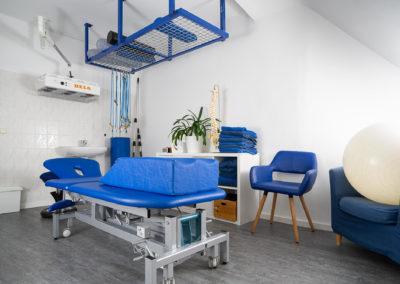 Physiotherapiepraxis in Köln Kalk Mosaik