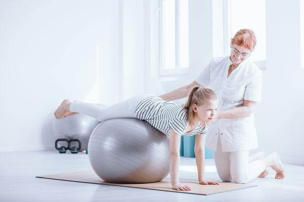 Physiotherapie in Köln Krankengymnastik