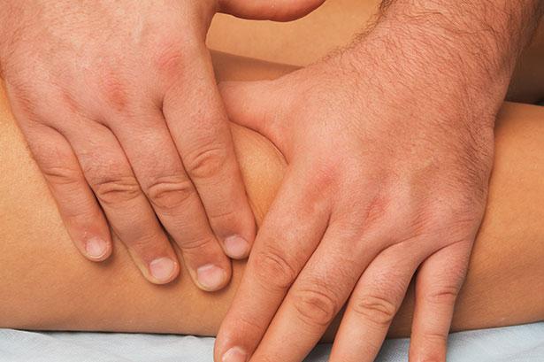 Physiotherapie in Köln Manuelle Lymphdrainage